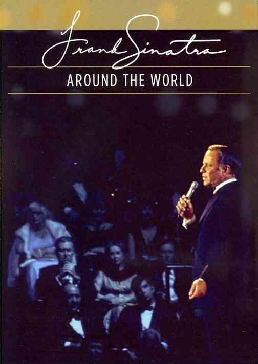 FRANK SINATRA:AROUND THE WORLD BY SINATRA,FRANK (DVD)