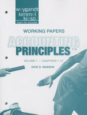 Accounting Principles By Weygandt, Jerry J./ Kimmel, Paul D./ Kieso, Donald E.